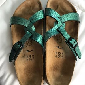 Birkenstock Shoes - Birkenstock Sandals Size 39
